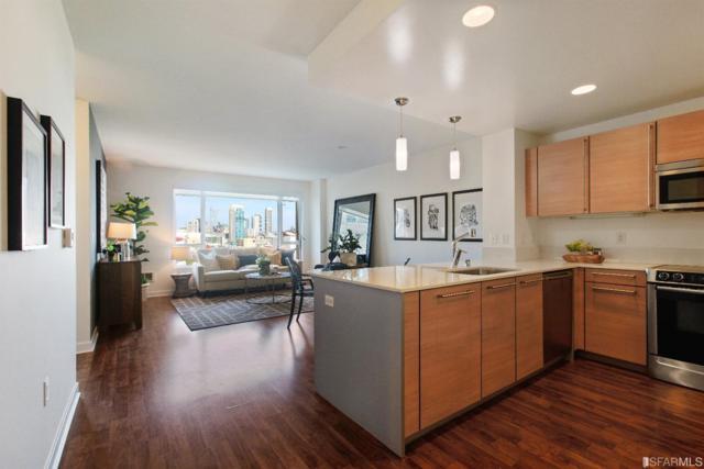 1160 Mission Street #704, San Francisco, CA 94103 (#470219) :: Perisson Real Estate, Inc.