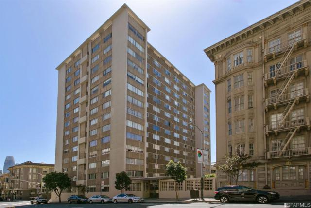 1001 Pine Street #306, San Francisco, CA 94109 (MLS #470382) :: Keller Williams San Francisco