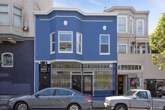 1013-17 Divisadero Street, San Francisco, CA 94115 (MLS #470434) :: Keller Williams San Francisco