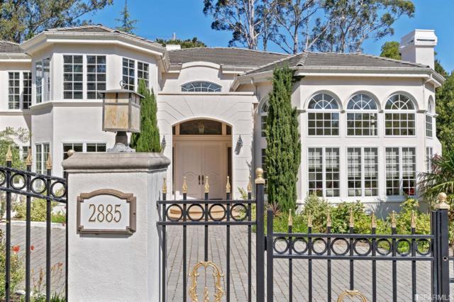 2885 Churchill Drive, Hillsborough, CA 94010 (MLS #470492) :: Keller Williams San Francisco