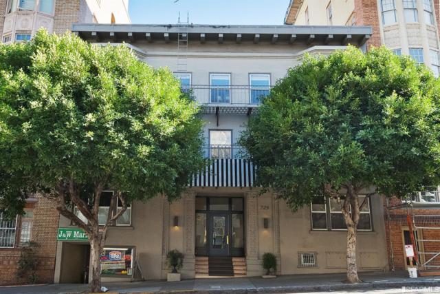 725 Pine Street #307, San Francisco, CA 94108 (MLS #470646) :: Keller Williams San Francisco