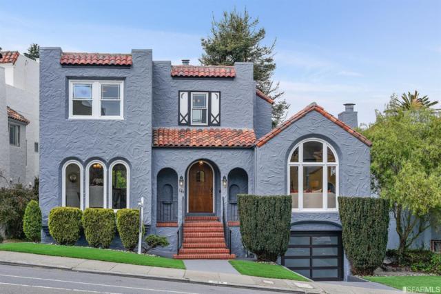 644 Laguna Honda Boulevard, San Francisco, CA 94127 (MLS #470647) :: Keller Williams San Francisco