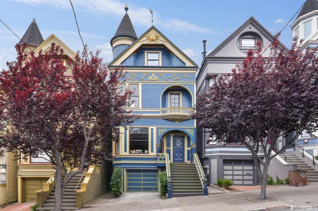 707 Broderick Street, San Francisco, CA 94117 (MLS #470679) :: Keller Williams San Francisco