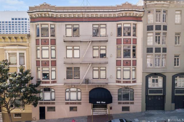 845 Pine Street, San Francisco, CA 94108 (MLS #470702) :: Keller Williams San Francisco