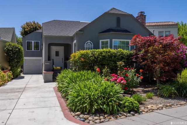 439 Primrose Road, Burlingame, CA 94010 (MLS #470752) :: Keller Williams San Francisco