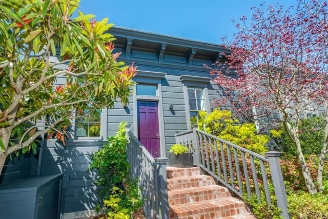 2454-1/2 Bush Street, San Francisco, CA 94115 (MLS #470835) :: Keller Williams San Francisco