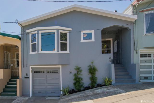 105 Joost Avenue, San Francisco, CA 94131 (MLS #470885) :: Keller Williams San Francisco