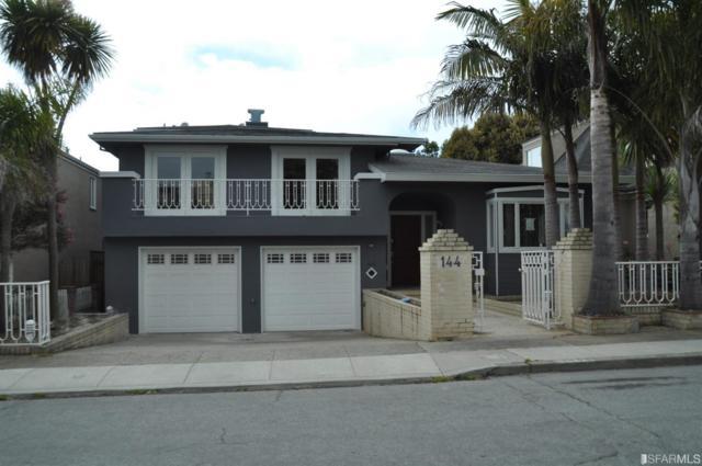 144 Stonecrest Drive, San Francisco, CA 94132 (MLS #470912) :: Keller Williams San Francisco