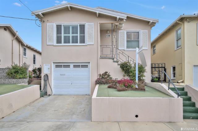 538 Commercial Avenue, South San Francisco, CA 94080 (MLS #471040) :: Keller Williams San Francisco