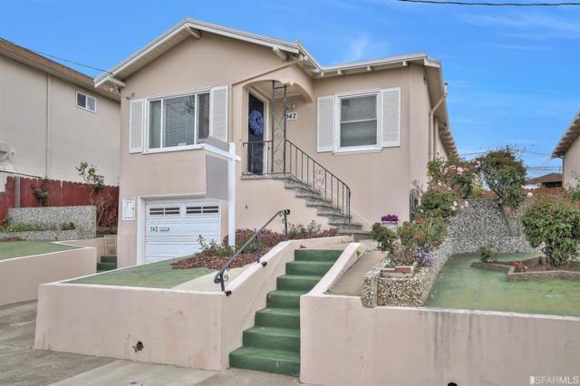 542 Commercial Avenue, South San Francisco, CA 94080 (MLS #471055) :: Keller Williams San Francisco