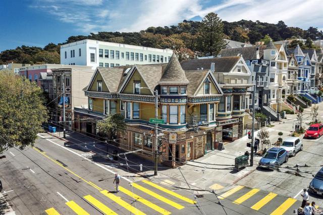 1391-1399 Haight Street, San Francisco, CA 94117 (MLS #471114) :: Keller Williams San Francisco