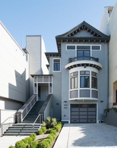 1821 Turk Street, San Francisco, CA 94115 (MLS #471120) :: Keller Williams San Francisco