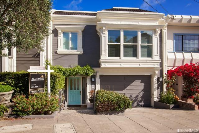 46 Lower Terrace, San Francisco, CA 94114 (MLS #471154) :: Keller Williams San Francisco