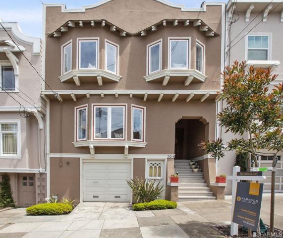564 12th Avenue, San Francisco, CA 94118 (MLS #471171) :: Keller Williams San Francisco