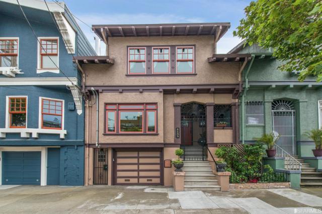 6139 California Street, San Francisco, CA 94121 (MLS #471231) :: Keller Williams San Francisco