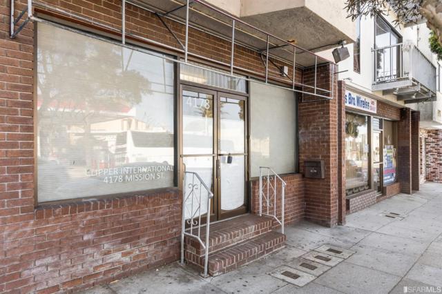 4180 Mission Street, San Francisco, CA 94112 (MLS #472521) :: Keller Williams San Francisco