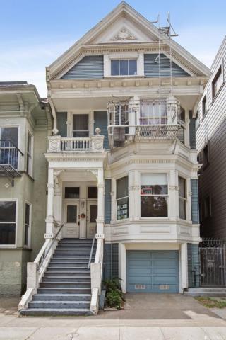 1439 Oak Street, San Francisco, CA 94117 (MLS #473053) :: Keller Williams San Francisco