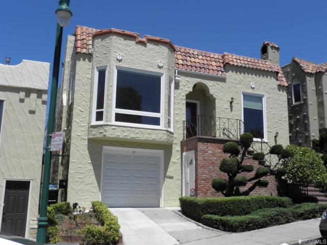 19 Pinehurst Way, San Francisco, CA 94127 (MLS #473264) :: Keller Williams San Francisco