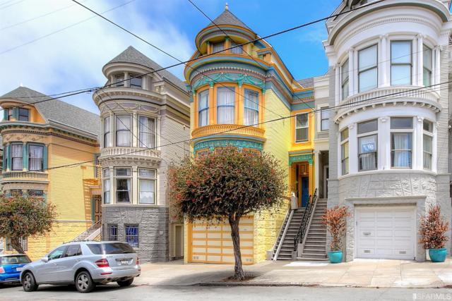 146 Central Avenue, San Francisco, CA 94117 (MLS #473848) :: Keller Williams San Francisco