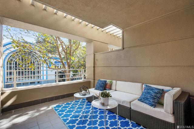 1650 Jackson Street #207, San Francisco, CA 94109 (#474667) :: Perisson Real Estate, Inc.