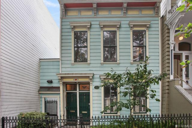 729-731 Grove Street, San Francisco, CA 94102 (#474768) :: Perisson Real Estate, Inc.