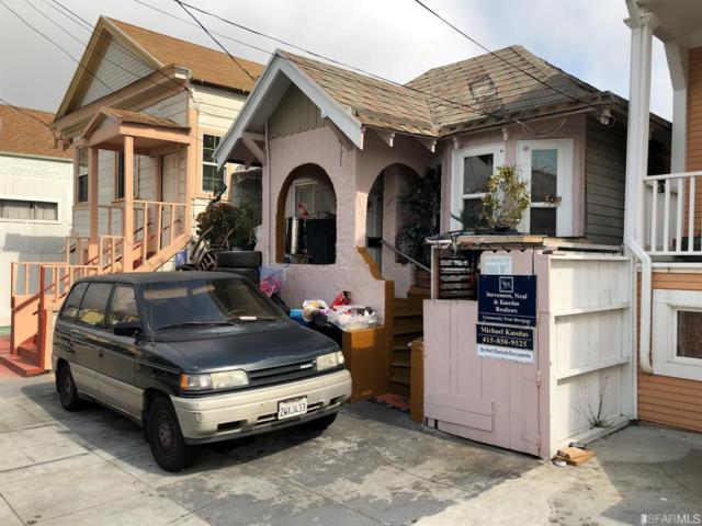 32 Liebig Street, San Francisco, CA 94112 (MLS #475063) :: Keller Williams San Francisco
