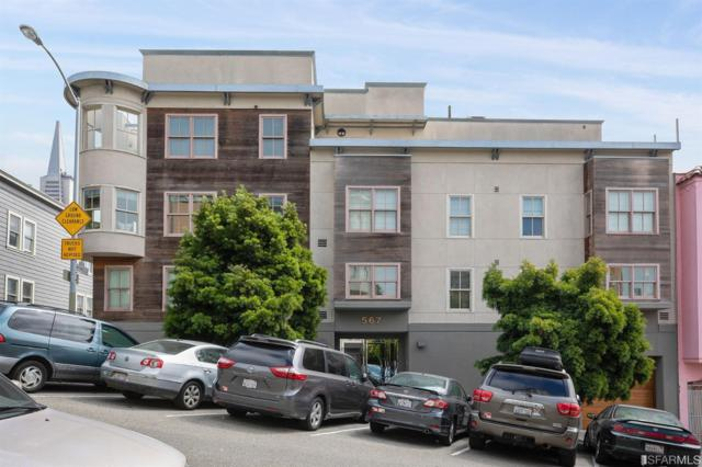 567 Vallejo Street #301, San Francisco, CA 94133 (MLS #475078) :: Keller Williams San Francisco
