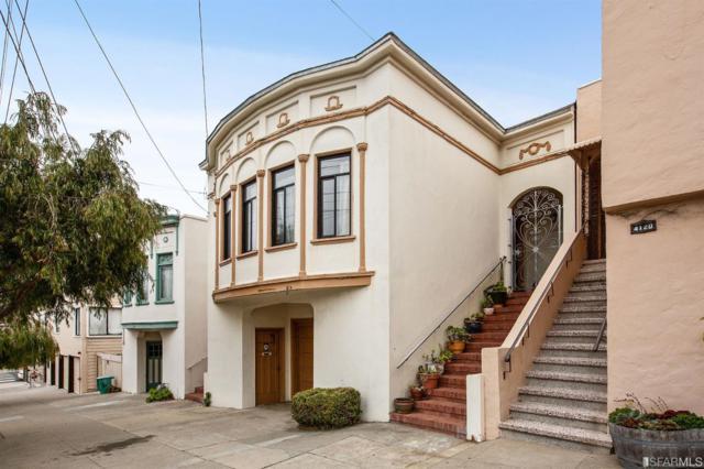 4126 Cabrillo Street, San Francisco, CA 94121 (MLS #475103) :: Keller Williams San Francisco