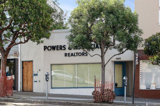 1645 Irving Street, San Francisco, CA 94122 (MLS #475487) :: Keller Williams San Francisco