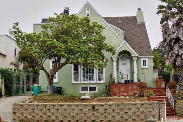 260 Urbano Drive, San Francisco, CA 94127 (MLS #475527) :: Keller Williams San Francisco