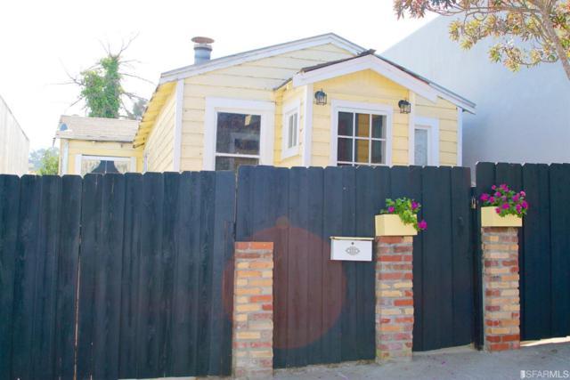 213 Vistaction Avenue, Brisbane, CA 94005 (MLS #475631) :: Keller Williams San Francisco
