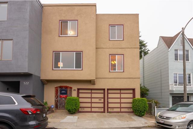 518 Los Palmos Drive, San Francisco, CA 94127 (MLS #475663) :: Keller Williams San Francisco