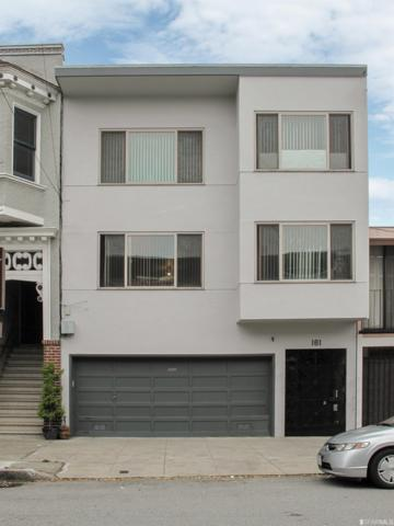 161 11th Avenue, San Francisco, CA 94118 (#475720) :: Maxreal Cupertino