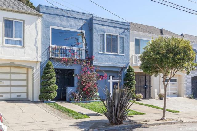 1838 39th Avenue, San Francisco, CA 94122 (MLS #476306) :: Keller Williams San Francisco