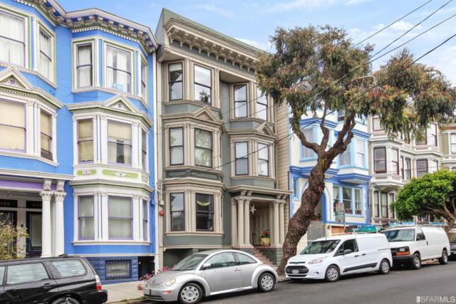 650 Clayton Street, San Francisco, CA 94117 (MLS #476416) :: Keller Williams San Francisco