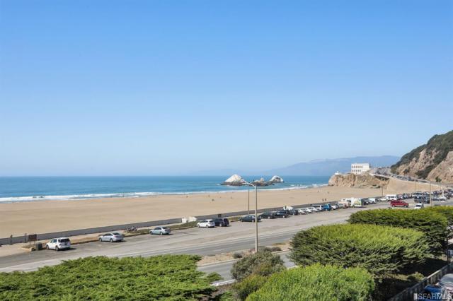 786 Great Highway Hwy #3, San Francisco, CA 94121 (#476455) :: Perisson Real Estate, Inc.