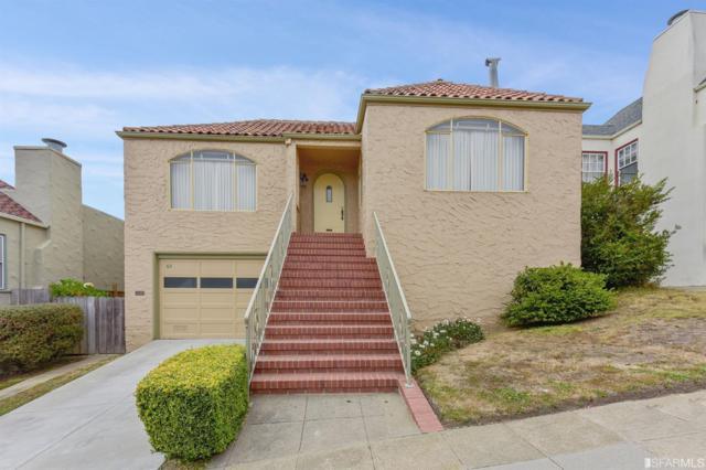 65 Westgate Drive, San Francisco, CA 94127 (MLS #476493) :: Keller Williams San Francisco