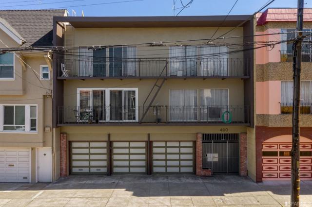 420 20th Avenue, San Francisco, CA 94121 (MLS #476655) :: Keller Williams San Francisco