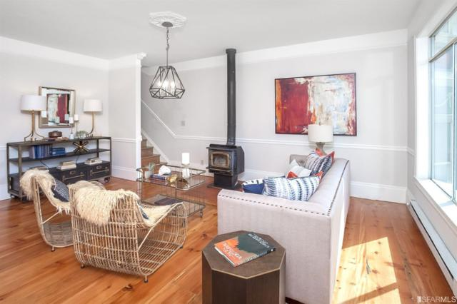 360 Fillmore Street #1, San Francisco, CA 94117 (#476657) :: Perisson Real Estate, Inc.