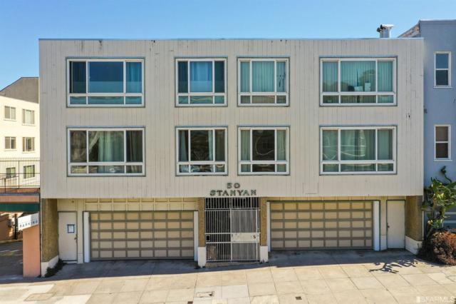 50 Stanyan Street, San Francisco, CA 94118 (MLS #476660) :: Keller Williams San Francisco