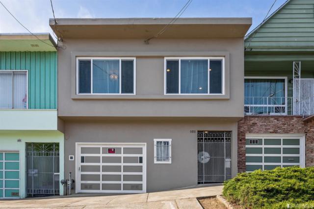 1011 Hollister Avenue, San Francisco, CA 94124 (MLS #476849) :: Keller Williams San Francisco
