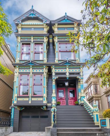 1453 Mcallister Street, San Francisco, CA 94115 (MLS #476880) :: Keller Williams San Francisco