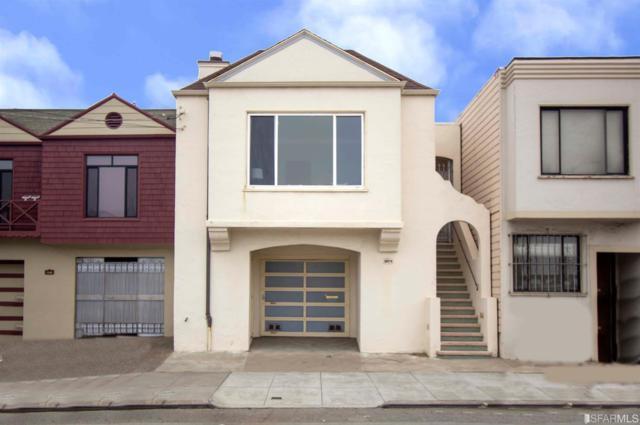1390 41st Avenue, San Francisco, CA 94122 (MLS #476887) :: Keller Williams San Francisco