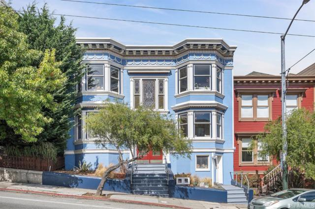 1872 Turk Street, San Francisco, CA 94115 (MLS #476954) :: Keller Williams San Francisco