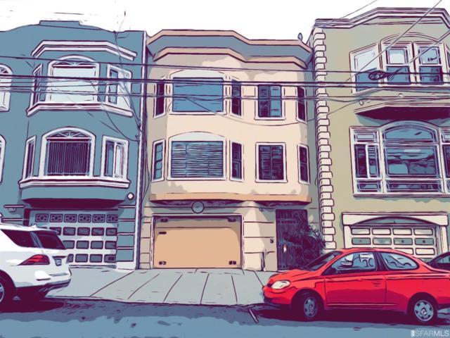 263-265 17th Avenue, San Francisco, CA 94121 (#476962) :: Perisson Real Estate, Inc.