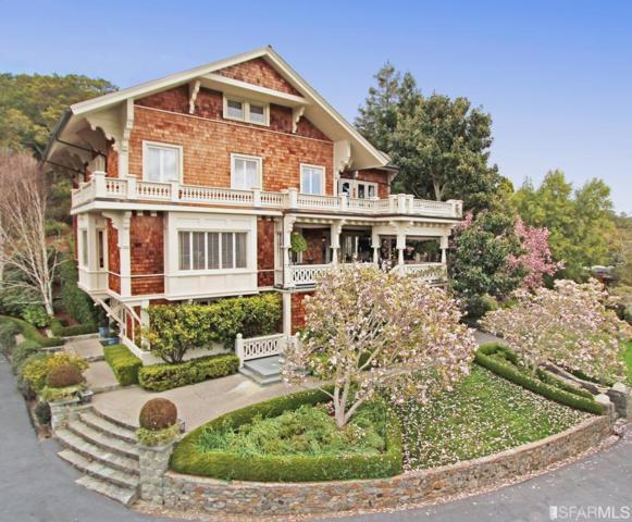 117 Laurel Grove Avenue, Ross, CA 94957 (#477009) :: Perisson Real Estate, Inc.