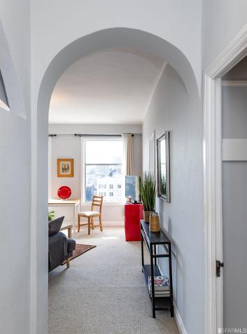 631 Ofarrell Street #1410, San Francisco, CA 94109 (#477011) :: Perisson Real Estate, Inc.