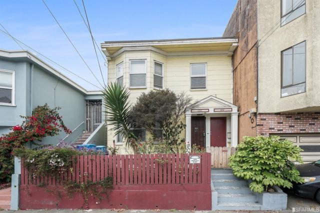 1231-1233 41st Avenue, San Francisco, CA 94122 (MLS #477249) :: Keller Williams San Francisco