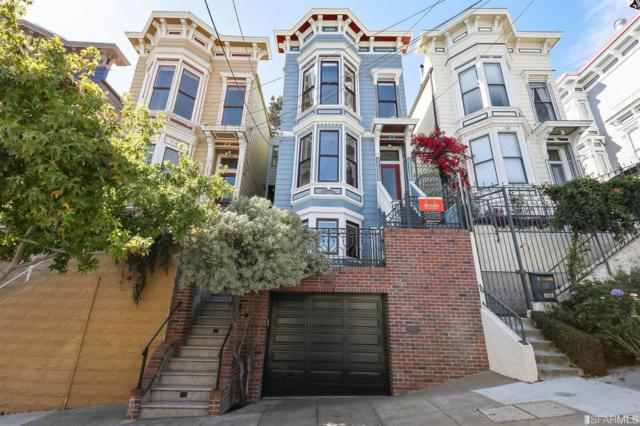 10 Vicksburg Street, San Francisco, CA 94114 (#477262) :: Perisson Real Estate, Inc.