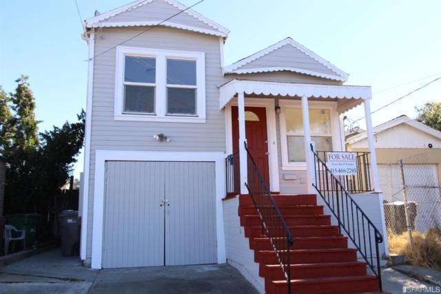 10318 Voltaire Avenue, Oakland, CA 94603 (MLS #477294) :: Keller Williams San Francisco